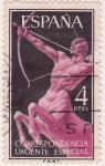 Stamps Europe - Spain -  Correspondencia urgente especial