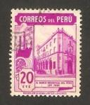 Sellos del Mundo : America : Perú : banco industrial del Perú