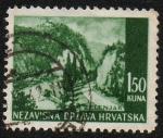 Sellos de Europa - Croacia -  Zetenjak