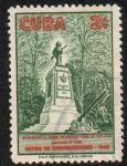 Sellos de America - Cuba -  Monumento