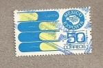 Stamps Mexico -  Méjico exporta