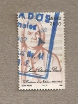 Stamps Mexico -  Juan Sebastián Bach, músico