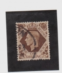 Stamps Europe - United Kingdom -  Revenue-George VI