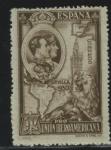 Stamps Spain -  EDIFIL Nº 580