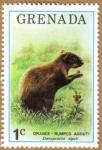 Sellos del Mundo : America : Granada : Fauna