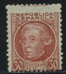 Stamps Spain -  EDIFIL Nº 687