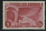 Stamps Spain -  EDIFIL Nº 711