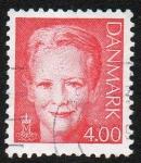 Sellos de Europa - Dinamarca -  Reina Margarita