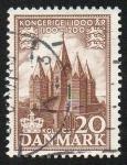 Sellos de Europa - Dinamarca -  Castillo
