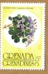 Stamps : America : Grenada :  Flora y Fauna