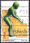 Stamps Spain -  2769 JJOO de Los Angeles - 84 .Saltador de Natación