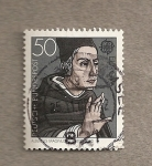 Stamps Germany -  Alberto Magno