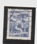 Sellos de Europa - Yugoslavia -  mineria