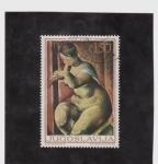 Sellos del Mundo : Europa : Yugoslavia : Arte yugoslavo- Marin Tartaglia