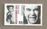Stamps Germany -  Boxeador Max Schmeling