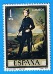 Sellos de Europa - España -  El Niño Flores