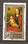 Stamps Burundi -