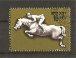 Stamps Russia -  JJ.OO. Moscu 80.