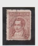 Stamps America - Argentina -  mariano moreno