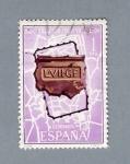 Stamps Spain -  Sello de lacra (repetido)