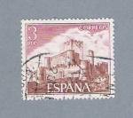 Stamps Spain -  Castillo de Biar (repetido)