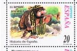 Stamps Europe - Spain -  Edifil  3732  Correspondencia Epistolar Escolar