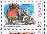 Sellos de Europa - España -  Edifil  3738  Correspondencia Epistolar Escolar