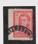Stamps Argentina -  general jose de san martín