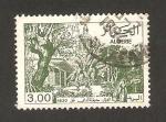 Sellos de Africa - Argelia -  jardín de Dey en Argel