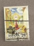 Sellos de Europa - España -  IV Centenario San Ignacio de Loyola
