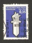 Stamps Finland -  586 - 150 anivº de la Policía