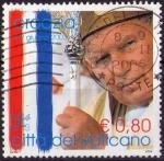 Sellos del Mundo : Europa : Vaticano :  Juan Pablo II