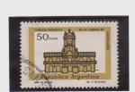 Sellos de America - Argentina -  cabildo historico de la ciudad de buenos aires