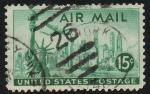 Sellos de America - Estados Unidos -  Nueva York