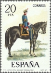 Stamps Europe - Spain -  uniformes militares
