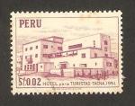 Stamps Peru -  hotel para turista en tacna