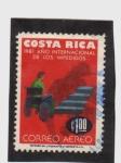 Sellos del Mundo : America : Costa_Rica : año internacional de los impedidos