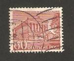 Stamps Germany -  Berlin - galería nacional