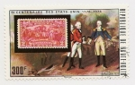Stamps Burkina Faso -  Bi-Centenaire Des Estats-Unis 1776-1976