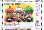 Sellos del Mundo : Europa : España : Edifil  3749  Correspondencia Epistolar Escolar