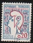 Sellos de Europa - Francia -  Republique Francaise