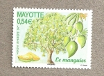 Stamps Mayotte -  Mango