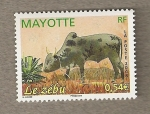 Stamps Africa - Mayotte -  Cebú