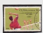 sellos de America - Cuba -  XII juegos centroamericanos y del caribe