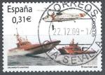 Sellos de Europa - España -  4399 Salvamento marítimo.