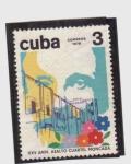 Stamps Cuba -  XXV aniv. asalto cuartel moncada