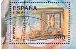 Sellos de Europa - España -  Edifil  3765  Exposición Mundial de Filatekia ESPAÑA ¨2000  Personajes Populares