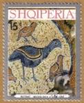 Stamps Europe - Albania -  Arte arquitectura