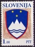 Sellos del Mundo : Europa : Eslovenia :