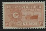Stamps Venezuela -  YVERT Nº 282